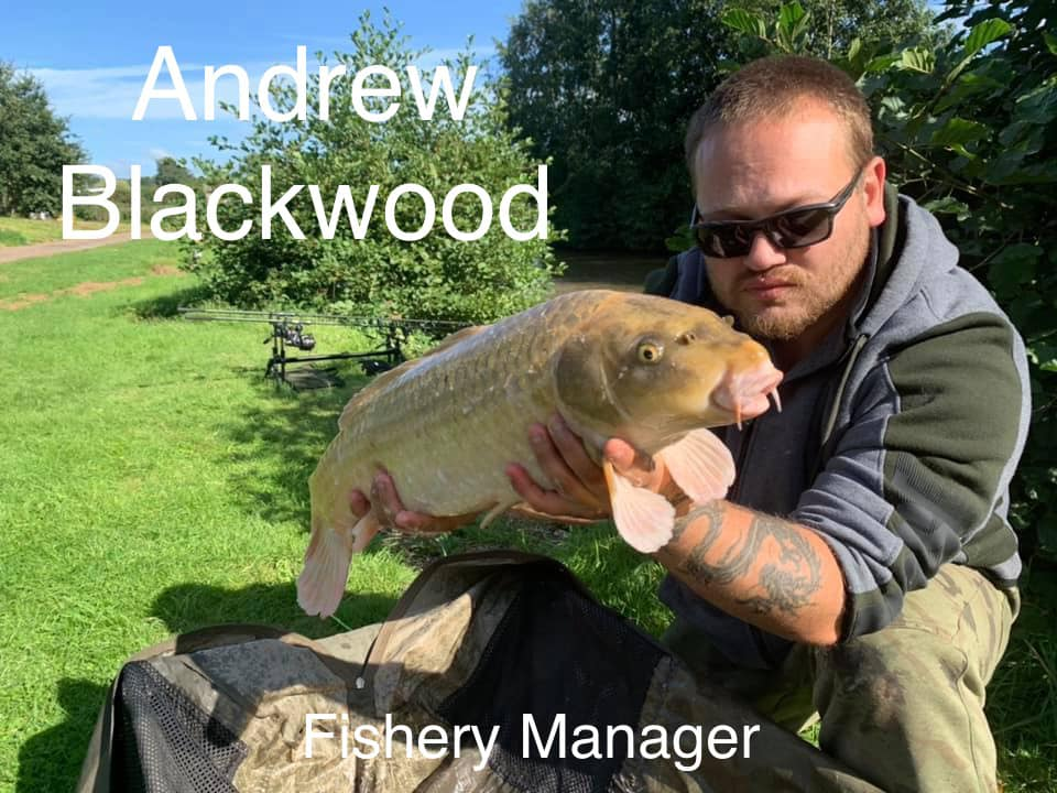 Elton Fishery Manager